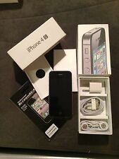 New Apple iPhone 4S 16GB Black GSM Factory Unlocked Clean IMEI T-Mobile AT&T ETC