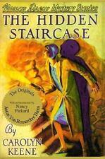 "RARE APPLEWOOD NANCY DREW: ""THE HIDDEN STAIRCASE"" CAROLYN KEENE - SHIPS FREE 2U!"