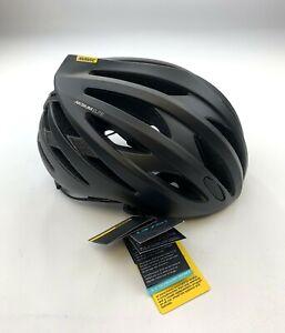 Mavic Akisum Elite Cycling Helmet Black Size Medium New