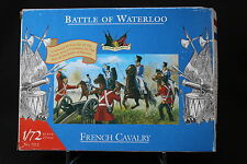 XJ171 ACCURATE FIGURES 1/72 7212 BATTLE OF WATERLOO French Cavalry cavalier F