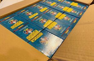 Panini Euro 2020 No Preview 30 Vertical Mexico Edition Packets Boxes