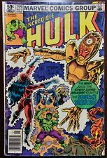 Incredible Hulk #259 The Family that Dies Together 1981 G