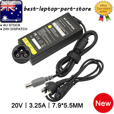 20V 3.25A 65W AC Adapter Charger Power Supply For IBM Thinkpad Lenovo Laptop