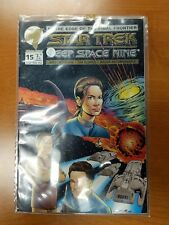 Star Trek: Deep Space Nine Comic Book #15 Malibu 1994 Nm