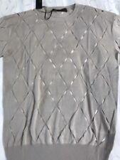 Emblématique très rare Versace Top, Taille 54/XL, Prix De Vente £ 860