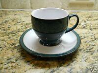 Denby Greenwich Cup and Saucer Set