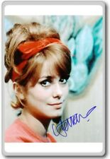 Catherine Deneuve Autographed Preprint Signed Photo Fridge Magnet
