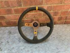 CLASSIC FORD ESCORT MK2 5-DOOR (RHD UK CAR) OMP SPORTS STEERING WHEEL