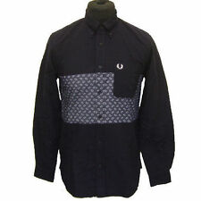 Fred Perry Cotton Paisley Casual Shirts & Tops for Men
