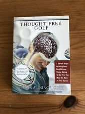 Thought Free Golf (Audiobook 2 CDs & Book) NEW