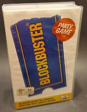 Blockbuster Party Game - New, Complete - Canada Ship
