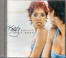 Kelly Rowland - Simply Deep (2002 CD) New
