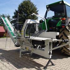 LUMAG SSA-400Z Zapfwellen Sägespaltautomat SSA400Z Holzspalter + Säge