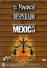 El Mariachi Desperado Once Upon a Time in Mexico 5035822136618 DVD Region 2