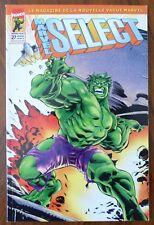 Marvel Select n°27 (Panini 2000, Marvel) [Hulk, Silver Surfer]