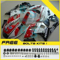 Silver 162Pcs Fairings Bolt Kit Fastener Nuts Screws Fit Yamaha FZR 600 1000