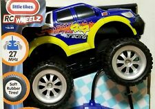Little Tikes Rc Wheelz First Racers Radio Control Off Road 4 x 4