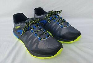 New Men's Merrell Zion FST Hiking Shoes J035481 Rock Gecko