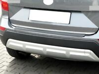 OPPL Ladekantenschutz für Skoda Yeti ab Facelift 2013- Kunststoff ABS nicht 4X4