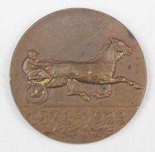 Medaille Wiener Trabrennverein 50 Jähriges Jubiläum 1873-1923