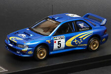 Subaru Impreza #5 1999 Finland Rally **Richard Burns** -- HPI #8580 1/43