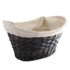 Unbranded Wicker Basket/Frame Laundry Baskets & Bins