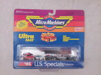 Micro Machines #46 U.S. Specials toys cars Galoob vintage 6400 1989 Buick Edsel