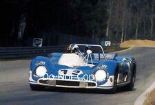 Francois Cevert Matra MS670 Sportscar Photograph 1