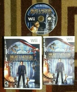 Night at the Museum Battle of the Smithsonian Complete (Nintendo WII) Tested