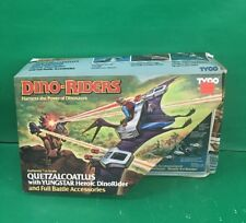1987 Dino-Riders QUETZALCOATLUS with YUNGSTAR Tyco NOS Factory Sealed Vintage