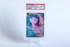 Pokemon Black White Mew EX Full Art RC24 Radiant Collection PSA 10 Gem Mint BGS