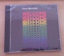 DAVE MONOLITH Welcome REPHLEX CD NEW SEALED Aphex Twin Autechre Braindance IDM