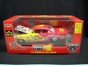 Racing Champions Stocks Rods Kelloggs Terry LaBonte 1:24 Scale Nascar.