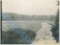 River Glass outside douglas Isle Of Man 1905 Edwardian  Photo 4 x 3 inch