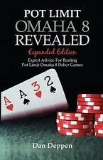 Pot Limit Omaha 8 Revealed, Paperback by Deppen, Dan, ISBN 1453770836, ISBN-1...