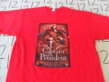 Large- Captain Morgan 2008 T- Shirt