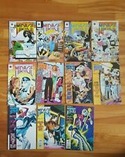 Doctor mirage # 3,4,5,8,9,12,13,14,15,17,18 valiant