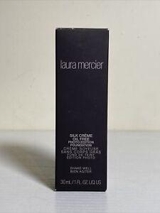Laura Mercier Silk Creme Photo Edition Foundation Truffle 6N1 1 Oz / 30mL