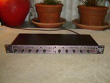 Drawmer DL221, 220-240 Volt, Dual Compressor Limiter, Vintage Rack