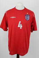 UMBRO England Football Shirt size L AN