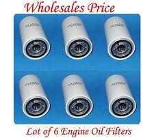 Lot of 6 LF3970 Oil Filter Fits: Cummins Ford Freightliner Kenworth PeterbiltL