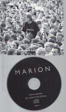 CD--MARION--ALBUM SAMPLER--PROMO