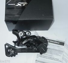 XT - Shifter Shimano RD-M8000 Shadow GS jaula de media/medio x 11v/s b-nuevo