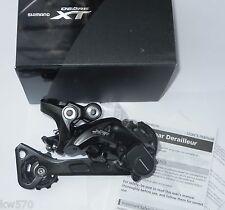 XT - Cambio Shimano XT RD-M8000 Shadow GS gabbia media/medium cage x 11v/s b-NEW