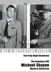 The Complete PRC Michael Shayne Mystery Collection (DVD)