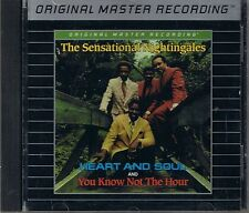 Sensational Nightingales, The Heart & Soul/You Know Not the Hour  MFSL Silver CD