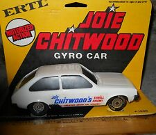 JOIE CHITWOOD Chevette  GYRO CAR**ACTION**STUNT CAR with Motor