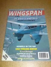 WINGSPAN #119 - HEINKELS IN THE RAF - JAN 1995