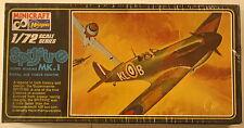 U.K. Supermarine Spitfire Mk.I 1/72 Airplane Model Kit