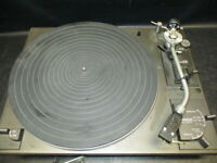 Vintage PIONEER Stereo Turntable PL-A450 For Parts - Untested. (JR)